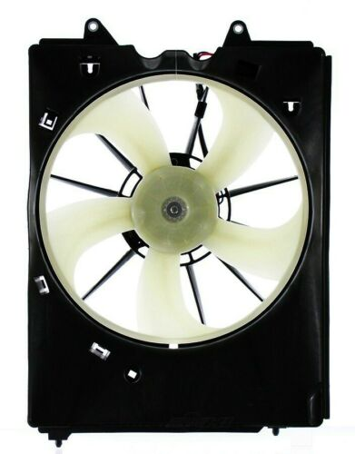 Engine Cooling Fan Assembly Left OMNIPARTS 16021393