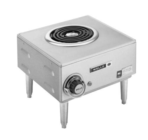 Wells H-33 Countertop Electric Single Burner Hotplate