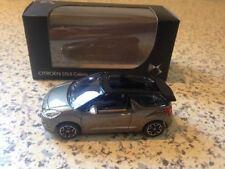 Norev citroën 1/64 , DS3 Cabrio, Bruin-grijs, Mint in box, 3 inch