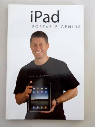 1 of 1 - iPad Portable Genius by Paul McFedries (Paperback, 2010) 9780470540961