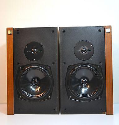 KEF Corelli Type SP1051 Vintage Lautsprecher Speakers T-27 Tweeters B200 Woofers