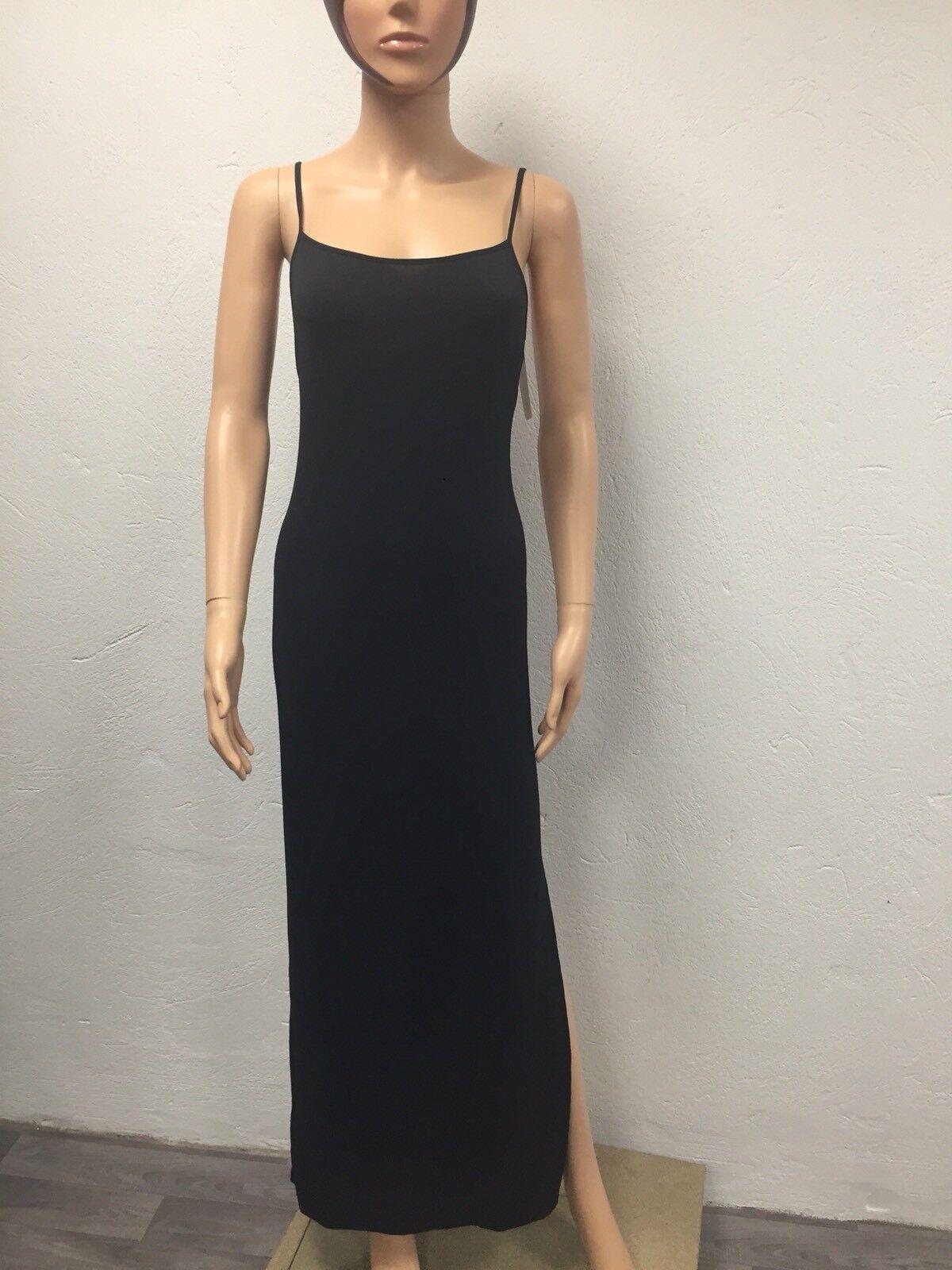Kleid Strand Lise Charmel SCHWARZ GRÖSSE S Hergestellt IN Frankreich