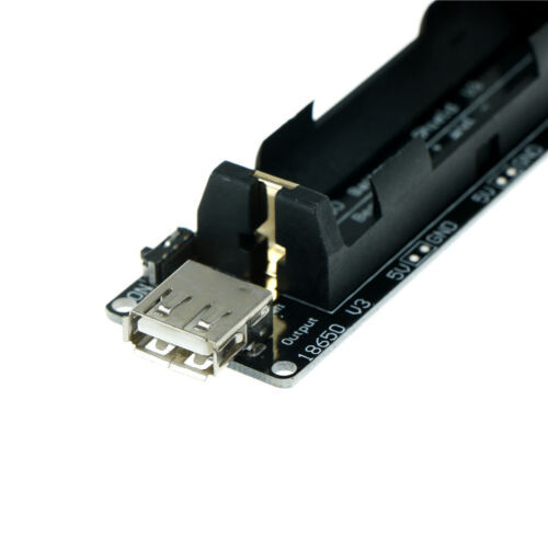 Micros USB Wemos ESP32 18650 Battery Shield V3 ESP-32 LEDs for Arduino .+ßß PR