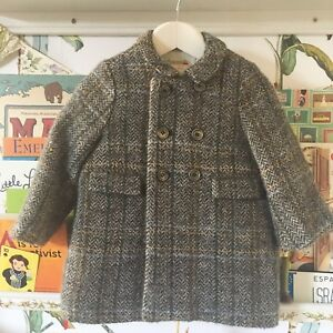 d82dcd300 Beautiful Bonpoint Wool Christmas Jacket Coat 18 Months French ...