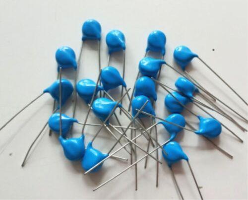 New 10pcs 30KV 101 30000V 101K 100P 100PF High Voltage Ceramic Capacitors