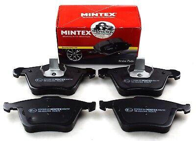 MINTEX FRONT AXLE BRAKE PADS FOR JAGUAR S XF XJ XK MDB2789 REAL IMAGE OF PART