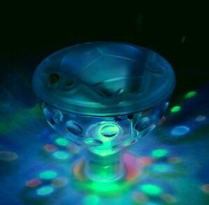Hot tub swimming pool floating led light for Floating lights for swimming pool