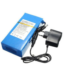 BATTERIE RECHARGEABLE 12V Li-ion 15000mAh + CHARGEUR BATTERY ACCU LITHIUM