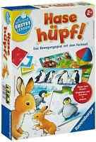 Hase Hüpf - Ravensburger 24735 - Tier Puzzle Spiel Für Kinder Ab 2 Jahren