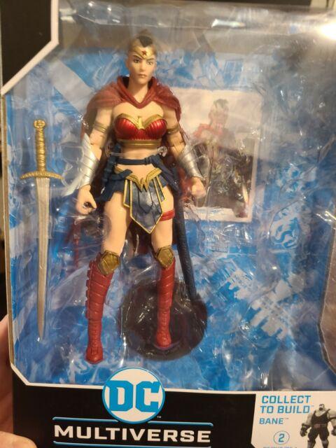 McFarlane DC Multiverse Last Knight on Earth Wonder Woman FIGURE ONLY NO BAF