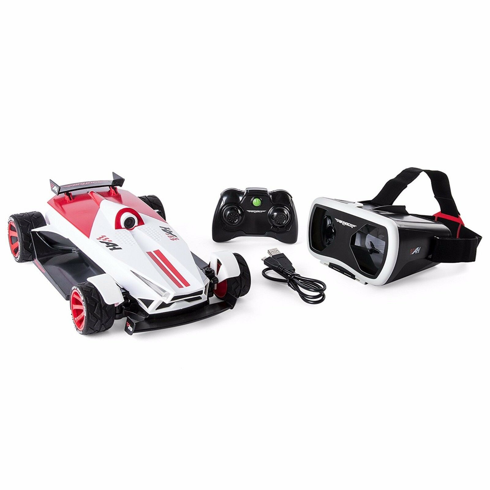Air Air Air Hogs FPV High Speed Race auto RC IR Radio Remote Control Ages 8+ giocattolo Play divertimento 116c97