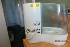 Bionaire Warm Mist Humidifier 220 Volts Humidity Level
