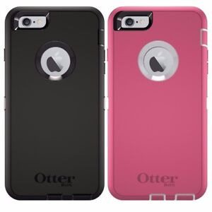 "New OtterBox Defender Case For Apple iPhone 6 Plus & iPhone 6s Plus (5.5"")"