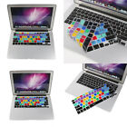 Silicone Photoshop Shortcut keys Keyboard Cover Skin For Macbook Pro 13