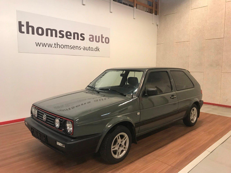 VW Golf II 1,3 CL 3d