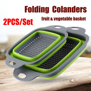 Folding-Strainer-Collapsible-Colander-Fruit-Vegetable-Washing-Drain-Basket