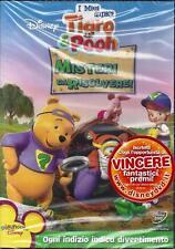 Dvd Walt Disney **WINNIE THE POOH ♥ TIGRO E POOH ♥ MISTERI DA RISOLVERE** nuovo