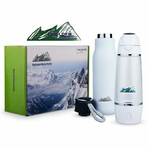 Hydrogen Water Bottle SPE PEM Technology Water Ionizer with Free Stainless WB