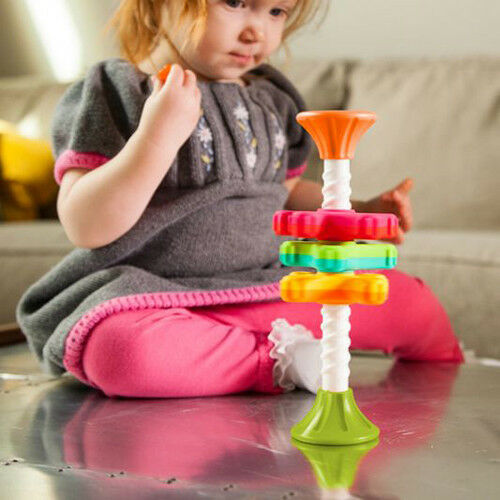Fat Brain Toys MINI SPINNY Baby Toy 21236