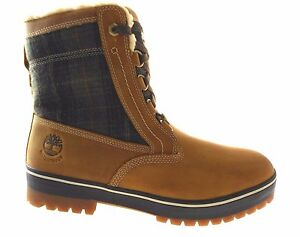 TIMBERLAND-6900B-SPRUCE-MEN-039-S-WHEAT-WATERPROOF-INSULATED-BOOTS