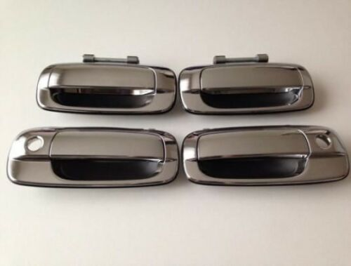 TOYOTA 98 05 JZS161 ARISTO JZS LEXUS GS Chrome Door Handle JDM GS300 400 430 EMS