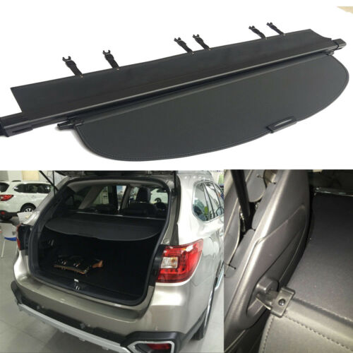 MEW For 2019 2020 SubAru outback Luggage Cargo Cover Security Rear Trunk Shade