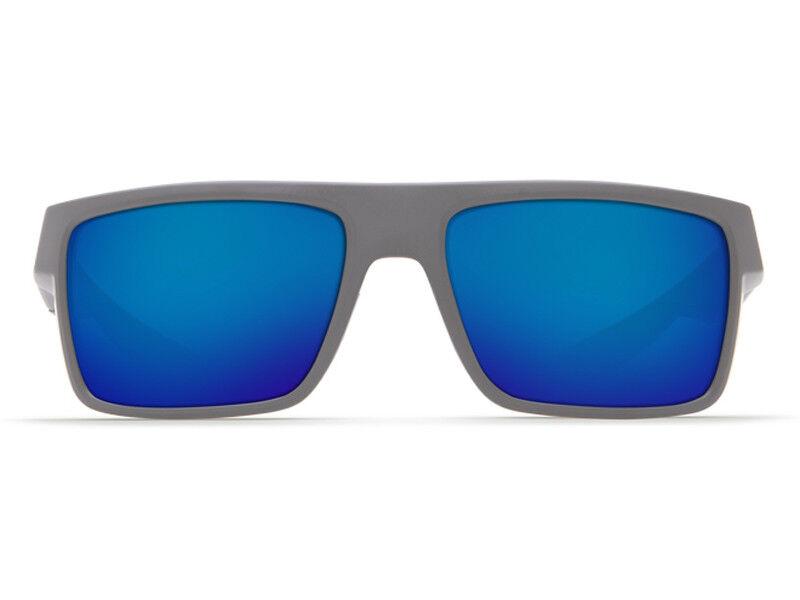 bb252be4ee Costa Del Mar Sunglasses Polarized MOTU Matte Gray Blue Mirror 580p ...