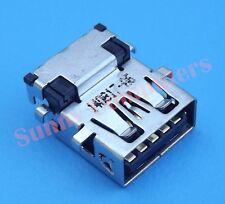 2x USB 3.0 Socket Port Female Plug Replacement Part for Laptop Notebook Repair