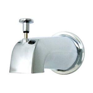 Kingston Brass 5 Diverter Tub Spout With Flange K188e1 Ebay