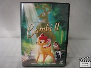 Details about Bambi II DVD Disney (2)