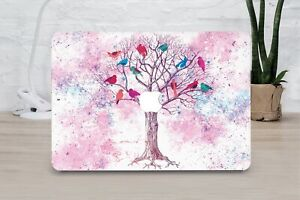 Pink Tree Macbook Air 11 13 2018 Hard Shell Cute Macbook 12 Pro Retina 15 Cover