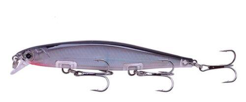 Minnow Fishing Lure Artificial Bait 3D Eyes 11cm 14g Fishing Wobblers Crankbait