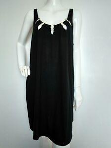 Dress Twice Casual used 2 M Size 100 Tasche Zimmermann Jersey lana Uk nera in n1xgw