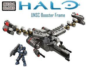 Halo Mega Bloks Booster Frame W Spartan Fred Complete Halo Legends