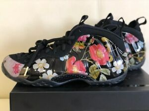 cb3a41ed446 Nike Air Foamposite One Floral 314996-012 Mens Basketball Shoes ...