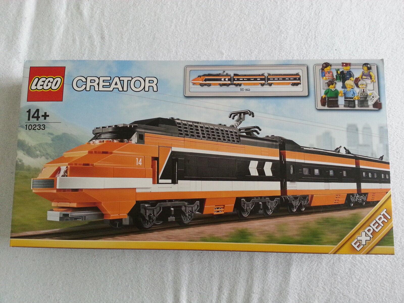 LEGO LEGO LEGO ® treno 10233 Horizon Express EXCLUSIVE NUOVO & OVP NEW SEALED (Train) 89a675