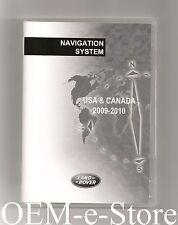 2007 to 2012 Land Rover LR2 SE HSE Navigation DVD WEST Coast Map Version 09-2010