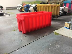 3d-Printed-Skip-RED-Would-Suit-1-76-1-72-Scale-And-00-Gauge