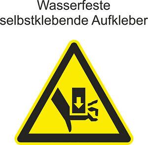 Hinweis-Aufkleber-Warnung-vor-quetschgefahr-ab-5cm-Uv-fest