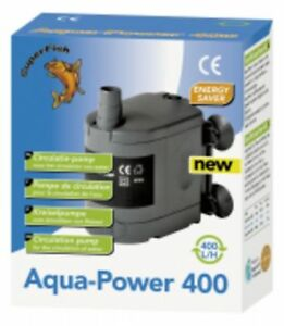 Superfish-Aqua-Power-400-Zimmerbrunnen-Wasserspiel-Aquarium-Pumpe