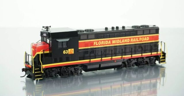 Athearn  HO SCALE SOUTHERN PACIFIC CF-7 Handrail Set Plastic Version