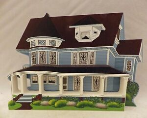 Shelia-039-s-Collectibles-Goodwill-House-Victorian-Springtime-III-VST13
