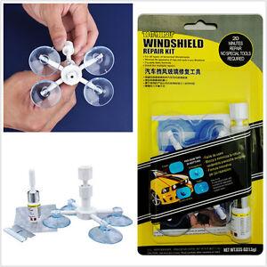 autos windshield glass scratches repair windscreen chip crack repairing tool kit ebay. Black Bedroom Furniture Sets. Home Design Ideas