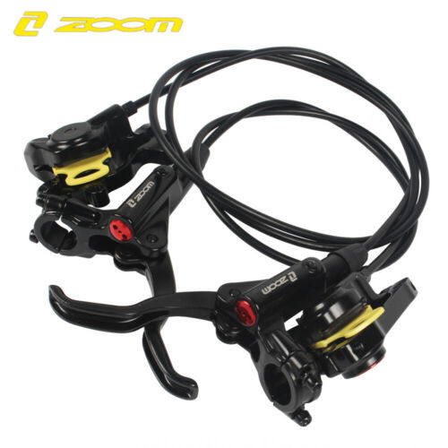 ZOOM HB-875 Hydraulic Disc Brake for Mountain XC Bike MTB Front /& Rear Set US