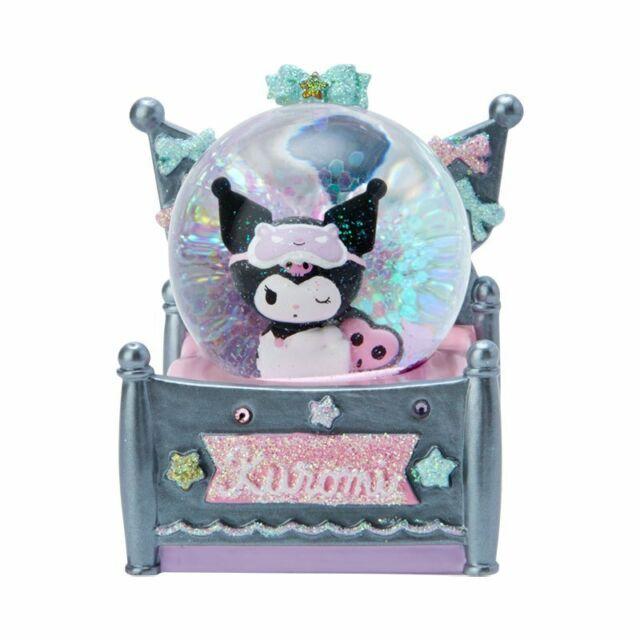 Kuromi My Melody Snow Globe 2020 Winter Sanrio kawaii Cute Gift NEW
