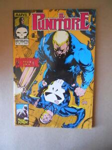 TempéRé Il Punitore #18 1990 Star Comics Marvel Italia [g111a]