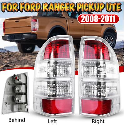 Left Rear Tail Light Lamps N//S 12V For Ford Ranger Pickup Ute 2008-2011 UK