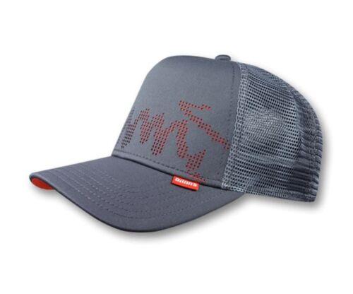 DJINNS ® HFT LINEN TRUCKER CAP DOUBLE BURNED SPOTS MESH HAT  Basecap Mütze Kappe