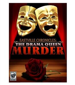Eastville-Chronicles-The-Drama-Queen-Murder-GAME-NEW-SEALED