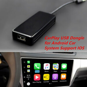 Carplay Usb Dongle Cable Fit For Apple Ios Android Car Navigation